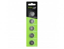 CMOS baterije 5x Lithium Green Cell CR2032 3V 220mAh