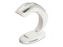 Čitalnik črtne kode Datalogic Heron HD3130, kit USB, bela