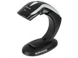 Ročni čitalec črtne kode Datalogic Heron HD3130, kit USB, črn