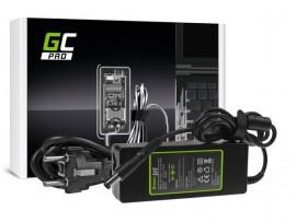 AC Polnilec Green Cell za prenosnik Dell Inspirion, Vostro, Latitude 7.4mm-5.0mm 65W 19.5V 3.34A