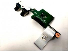 Audio Modul z flex kablom za prenosnik HP 625 WS788EA WT279EA WT276EA 6050A2330501 DEMO