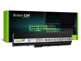 Baterija Green Cell za prenosnik Asus A32-K52 K52 X52 A52 K62 K52 / 11,1V 4400mAh