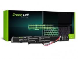 Baterija Green Cell za Asus A450 F550D F751 K450 K550 X550 K555 K571 X751 K751 R715 IN OSTALI / AS77 /  2200 mAh 14.4 V 31.68 Wh /  A41-X550E