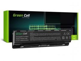 Baterija Green Cell Toshiba Satellite C805 C850 L800 L870 C50 C70 P850 / PA5023U-1BRS / TS13 / Li-ion 4400 mAh / 48 Wh