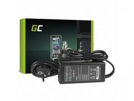 AC Polnilec Green Cell za prenosnik Dell Inspiron, Vostro, Cromebook 65W 19V 3,42A 4.5mm-3.0mm PIN