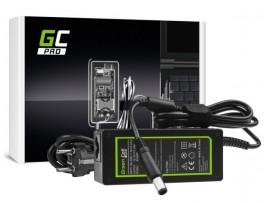 AC Polnilec Green Cell za prenosnik Dell Inspiron 1546 1545 1557 XPS M1330 M1530 19,5 V 3,34 A 65 W osmerokotni 7,4-5,0 mm