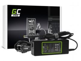 AC polnilec Green Cell za prenosnik Lenovo ThinkPad T410 T420 T510 T520 T530 T60 T61 R60 R61 W510 W520 X201 20V 4.5A 90W 7.7-5.5mm