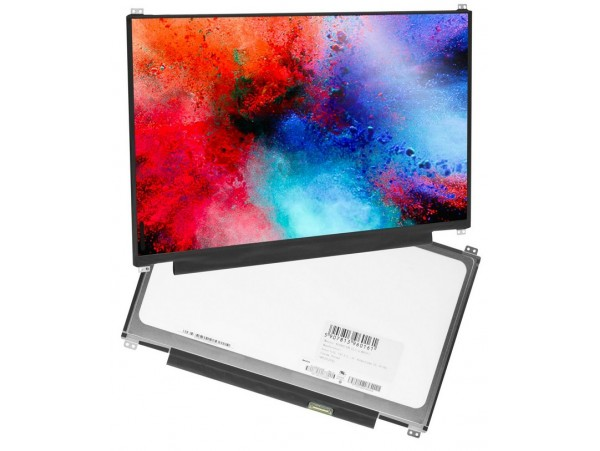 "LCD LED ZASLON 13.3"" za prenosnik Lenovo IdeaPad U330, U330P / N133BGE-EAB / HD 1366 X 768 / 30PIN DESNO / SIJAJNI"