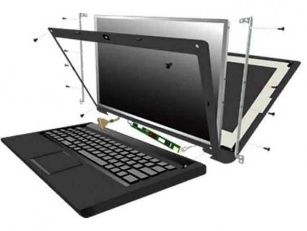Menjava LCD zaslona na prenosniku
