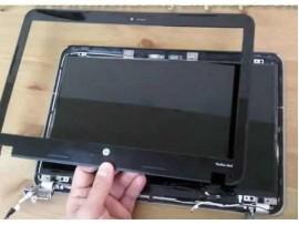 MENJAVA OHIŠJA LCD ZASLONA NA PRENOSNIKU