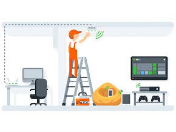 Priklop in nastavitev brezžičnega usmerjevalnika - ruter