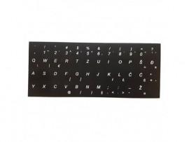Tipkovnica za Dell Inspiron 15R 7010 N7010 M7010 / 9Z.N3E82.B1D / US QWERTZ / SLO nalepke