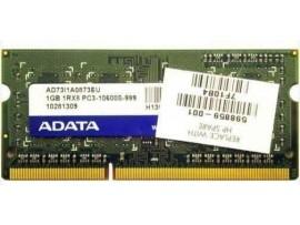 """Pomnilnik ADATA DDR3 1GB 1RX8 PC3-10600S-999"""""""