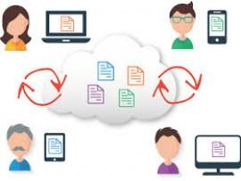 Skupna raba map in datotek v vašem podjetju