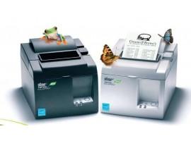POS Termični tiskalnik Star TSP143III LAN, Ethernet, rezalnik, temno siv