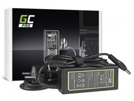 Polnilec za prenosnik Green Cell PRO Toshiba Satellite C650 C660D L750 Asus X550C X550V R510 Lenovo G530 19V 3,42A