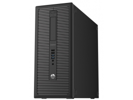 HP EliteDesk 800 G1-Intel Quad Core i5-4590s 3.00 GHz, 8 GB, 320 GB- Rabljeno