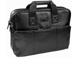 KRUSELL torba za prenosnik Ystad 16'', črna