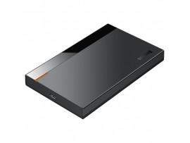 """Zunanje ohišje BASEUS FullSpeed za 2.5"""" HDD/SSD diske (črn)"""