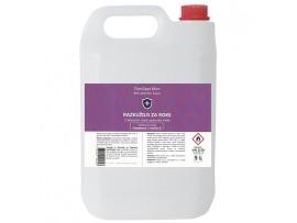 80% Alkohola - Dezinfekcijsko sredstvo za roke z eteričnim oljem 5L (razkužilo)