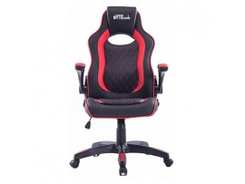 Gaming stol Bytezone SNIPER (črno-rdeč)