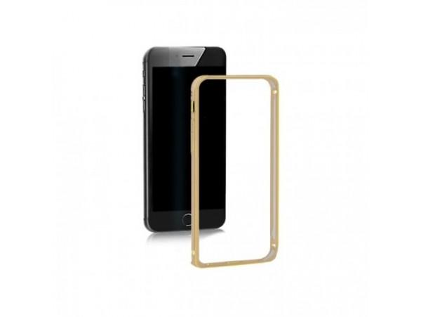 QOLTEC alu okvir za iPhone 5/5S zlat
