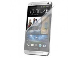 BELKIN zaščitna folija za HTC One M7, prozorna