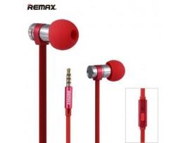 Slušalke REMAX RM-565i rdeče