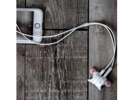 Slušalke REMAX Sport Bluetooth RB-S5 bele
