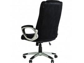 Pisarniški stol ELEMENT Comfort (črn) MICROFIBER