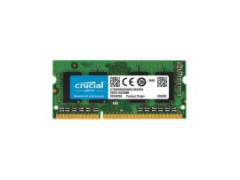 RAM SODIMM DDR3L 4GB PC3-12800 1600MHz CL11 1.35V Crucial