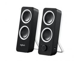 Zvočniki Logitech Z200 2.0, črni