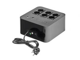 UPS SOCOMEC NeTYS PL 600VA, 360W, Off-line, USB, schuko, black