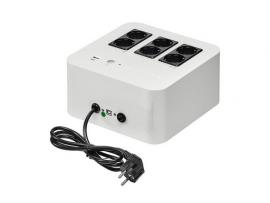 UPS SOCOMEC NeTYS PL 800VA, 480W, Off-line, USB, šuko, bel