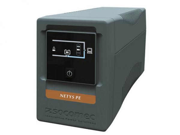 UPS SOCOMEC NeTYS PE 850VA, 480W, Line-interactive, USB