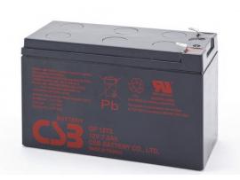 UPS baterija, 12V, 7.2Ah, HITACHI-CSB GP1272