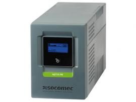 UPS SOCOMEC NeTYS PR MT 1000VA, 700W, Line-interactive, sinusni izhodni signal, USB, LCD