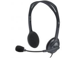 Slušalke Logitech H111, stereo