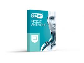 ESET NOD32 Antivirus OEM, 1 PC, 1 leto