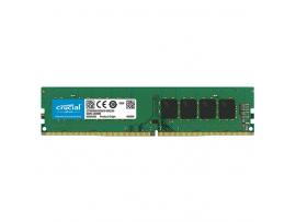 RAM DDR4 4GB PC4-19200 2400MT/s CL17 SR x8 1.2V Crucial
