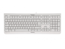 Tipkovnica Cherry KC 1000, bela, USB, UK SLO g.