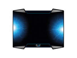Podloga za miško Ewent PLAY Gaming, Blue Lightning