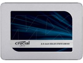 """SSD 250GB 2.5"""" SATA3 3D TLC, 7mm, CRUCIAL MX500"""