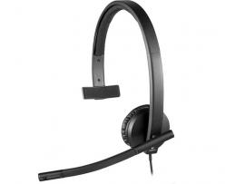Slušalke Logitech OEM, H570e, mono, USB