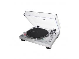 Gramofon Audio-Technica AT-LP120XUSB, srebrn