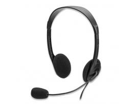 Slušalke Ewent, nadzor glasnosti, mikrofon, EW3563