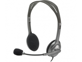 Slušalke Logitech H110, stereo